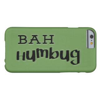 Bah Humbug Holiday Phone Case