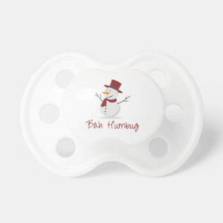 Bah Humbug -  Mischievous Snowman  - Christmas Dummy