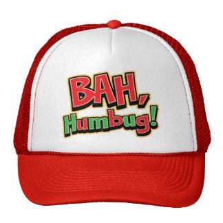 Bah Humbug Trucker Hat