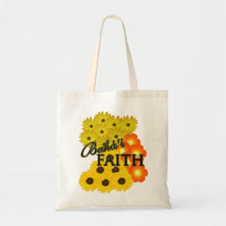 Bahai Faith Tote Bag