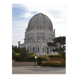 Bahai Temple in Wilmette,IL Postcard
