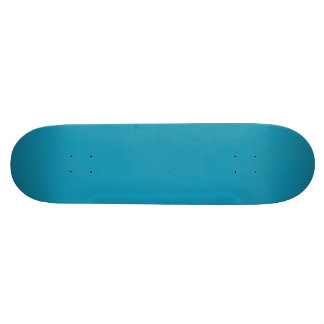 Bahama Blue-Ocean Blue-Water Blue Tropical Romance Skate Boards