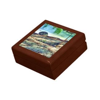 bahama Iguana Gift Box
