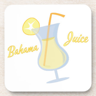 Bahama Juice Coasters