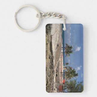 Bahama Mama Key Ring
