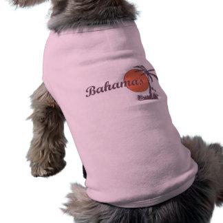 Bahama Worn Pet Tank Top Sleeveless Dog Shirt