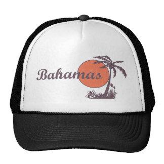 Bahama Worn Retro Hats