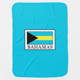 Bahamas Baby Blanket