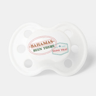 Bahamas Been There Done That Baby Pacifier