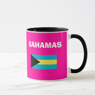 Bahamas - BS Country Code Mug