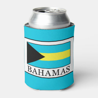 Bahamas Can Cooler