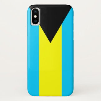 Bahamas country flag symbol long iPhone x case