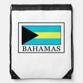 Bahamas Drawstring Bag