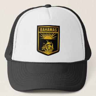 Bahamas Emblem Trucker Hat