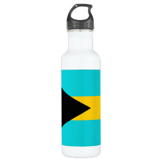 Bahamas Flag 710 Ml Water Bottle