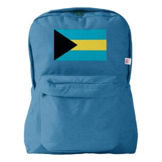 Bahamas Flag Backpack