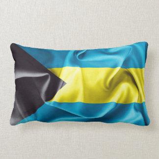 Bahamas Flag Pillow