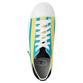 Bahamas Flag Low Tops