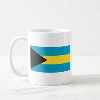 Bahamas Flag ~ Map Mug
