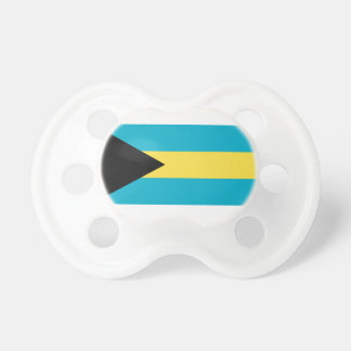 Bahamas Flag Pacifier