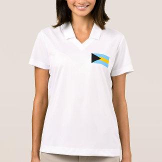Bahamas Flag Set Polo Shirt