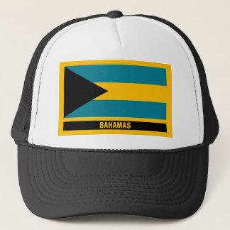 Bahamas Flag Trucker Hat