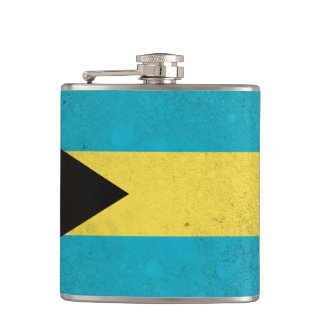Bahamas Hip Flask