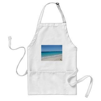 Bahamas Ocean Beach Standard Apron