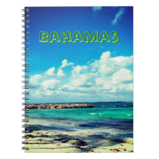 Bahamas Ocean View Note Books