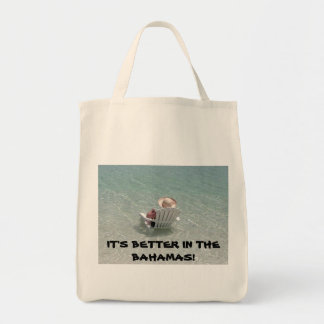BAHAMAS SMALL SHOPPING BAG