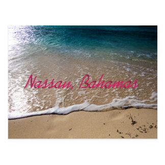 Bahamas Travel For Her Postcard