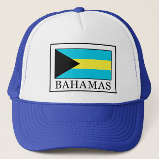Bahamas Trucker Hat