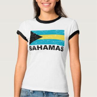 Bahamas Vintage Flag T-shirts