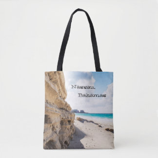Bahamian Beach Tote Bag