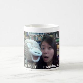 bahhhhh .... monday >.< coffee mug