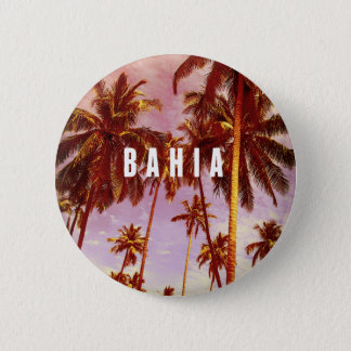 Bahia 6 Cm Round Badge
