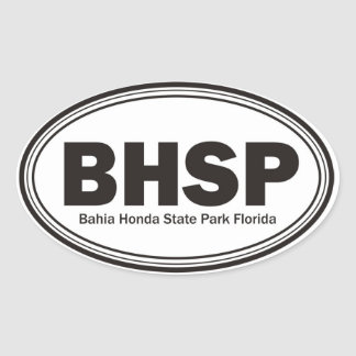 Bahia Honda State Park Sticker
