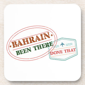 Bahrain Been There Done That Coaster