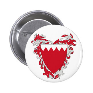 Bahrain Coat of Arms Button
