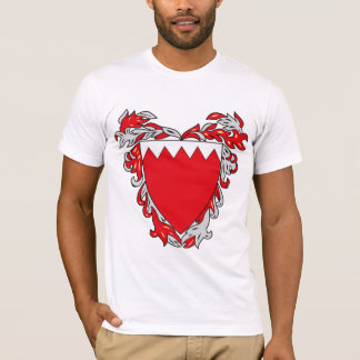 Bahrain Coat of Arms T-shirt