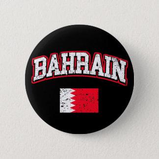 Bahrain Flag 6 Cm Round Badge
