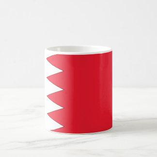 Bahrain Flag Coffee Mug