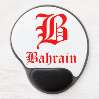 Bahrain Gel Mousepad