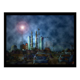 Bahrain Photography art Postcard
