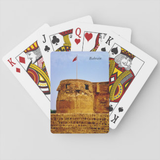 Bahrain Playing Cards