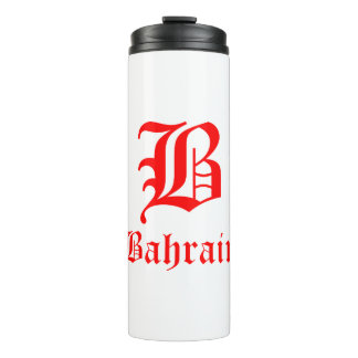 Bahrain Thermal Tumbler