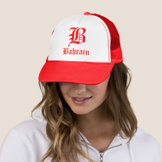 Bahrain Trucker Hat