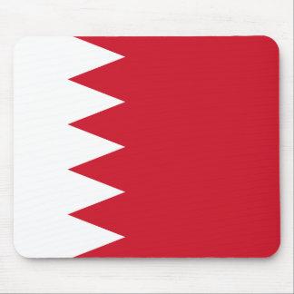 Bahraini flag Mousepad