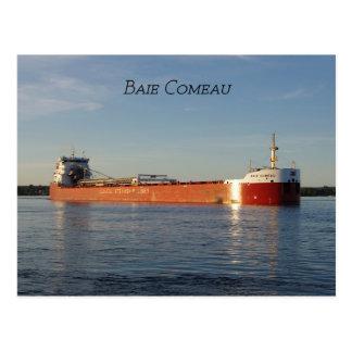 Baie Comeau post card
