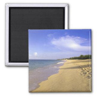 Baie Longue Long Bay beach, St. Martin, Magnet